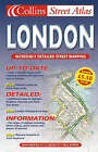 London Street Atlas by HarperCollins Publishers (Spiral bound, 2001)