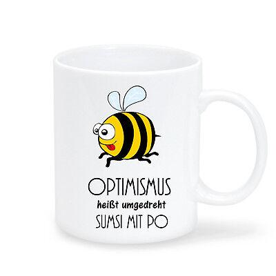 Umgekehrt optimismus po heißt sumsi mit T