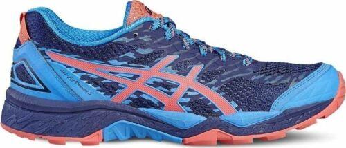 Womens asics Gel Fuji Trabuco 5 Running Trail Shoes Trainers Size UK T6J5N Run