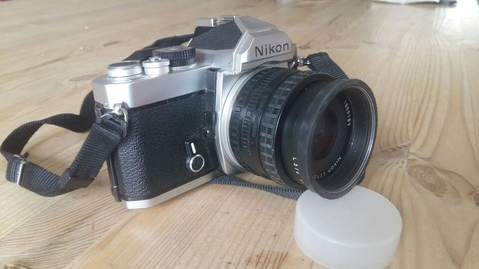 Spejlreflekskamera, Nikon, FM