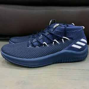 New Adidas Dame 4 Mens Basketball Shoes