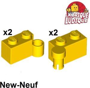 LEGO Brique Charnière Brick Hinge 3830 3831 choose color NEUF NEW