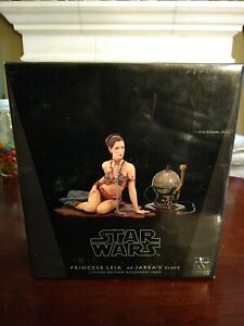 Gentle-Giant-Star-Wars-Princess-Leia-Jabba-039-s-Slave-Limited-Edition-144-1750
