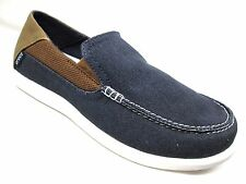 item 2 Crocs 202056 Santa Cruz 2 Luxe Casual Loafers Mens Navy/Hazelnut-4R9  -Crocs 202056 Santa Cruz 2 Luxe Casual Loafers Mens Navy/Hazelnut-4R9
