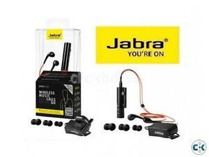 Jabra play bluetooth stereo kit, wireless music and calls, connects