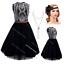 Flapper-1920-039-s-Dress-Vintage-Gatsby-Beaded-Sequin-Dress-Fringe-20s-Party-Costume
