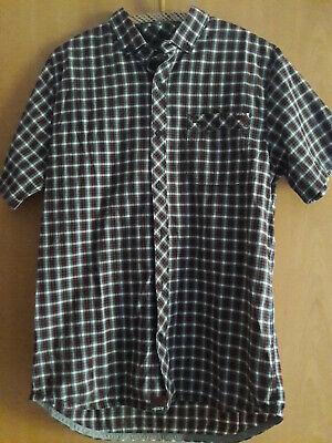 Herren Jungen Männer Hemd kurzarm VANS gr S   eBay