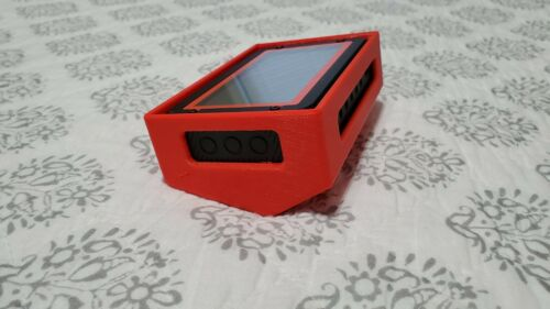 Fireboard 2 /& Fireboard 2 Drive Magnetic Mounting Case RED