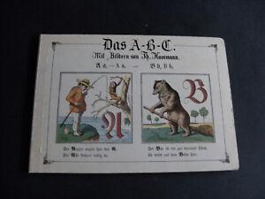 Bilderbuch-034-Das-A-B-C-034