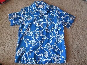 efceceb4 Image is loading Vintage-Hawaiian-Aloha-Shirt-By-Kawika-of-Hawaii-