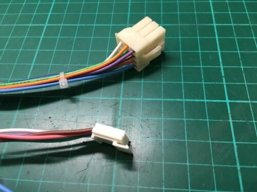 5 Bouton Borne Sega Astro City Control Panel Harness Cable Panel Joueur 2