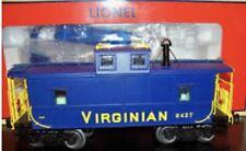 Lionel 6-27642 Postwar Scale Virginian Northeastern Smoking Caboose 6427 MIB