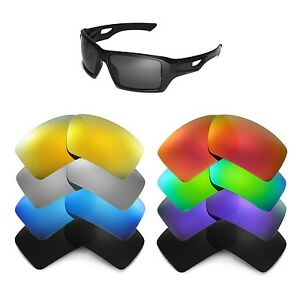 4b5d5edcaaf Details about Walleva Replacement Lenses for Oakley Eyepatch 2 - Multiple  Options