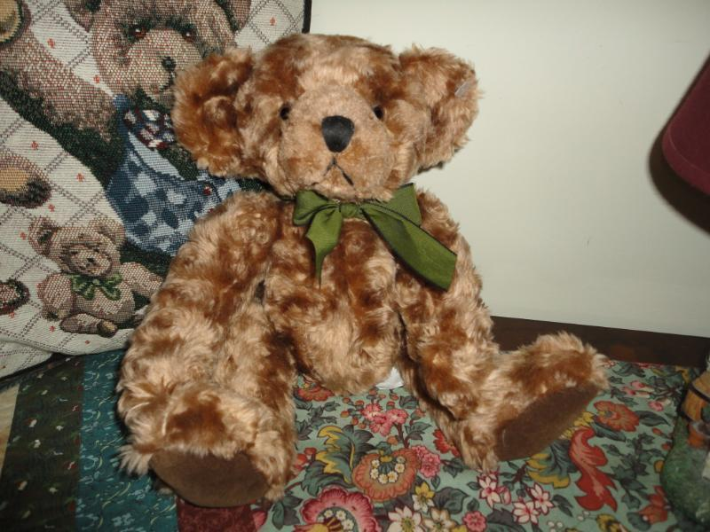 Bombay Co Exclusive DEXTER Bear 12 inch