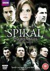 Spiral Engrenages Series 3 The Third Season Three 3rd DVD 2012 3-disc Set GC