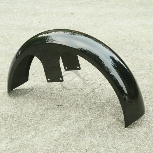 """Unpainted//Painted 26/"""" Wrap 6/'/' Front Fender Fit For Harley Custom Baggers Glide"""