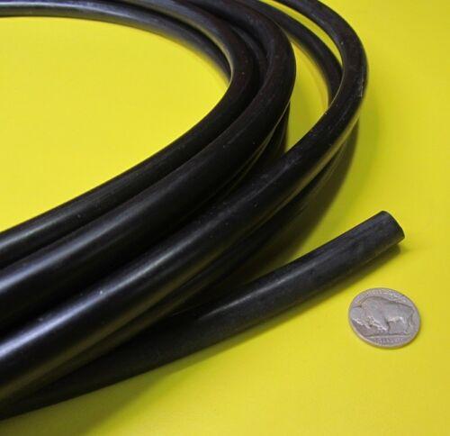 "Neoprene Coiled Tubing 82A 1//2/"" OD x 1//4/"" ID x 1//8/"" Wall x 25 Feet"