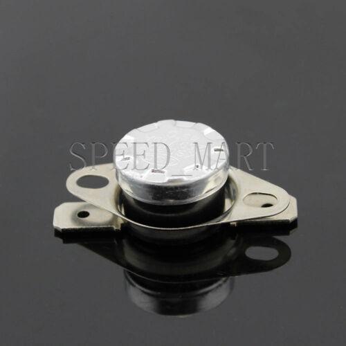 10 pcs Temperature Switch Control Sensor Thermal Thermostat 80°C N.C KSD301