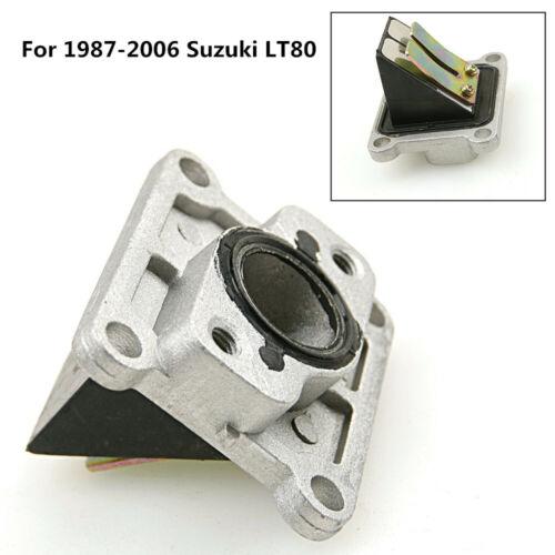 For 1987-2006 Suzuki LT80 Quadsport Valve Assy Intake Reed Block Valve Assembly