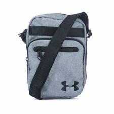 Accessories Under Armour UA Adjustable Strap Crossbody Bag in Grey