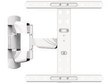Artikelbild ISY Wandhalterung, max. 65 Zoll, Schwenkbar, Neigbar, Ausziehbar, Weiß NEU&OVP