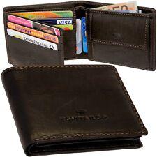 Tom Tailor Vintage Herren-Geldbörse - klein - Portemonnaie Geldbeutel Geldtasche