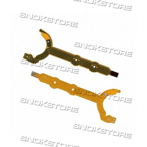 NEW APERTURE OEM FLEX CABLE FLAT FOR OBIETTIVO SIGMA 12-24 mm CANON CONNECTOR
