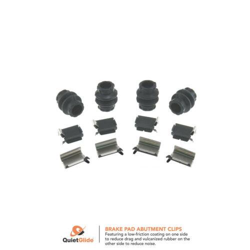 Frt Disc Brake Hardware Kit Carlson H5774Q