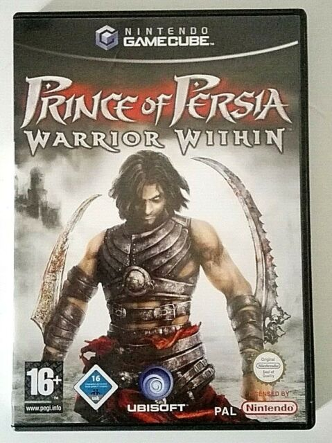 Prince Of Persia Warrior Within - Nintendo GameCube - PAL