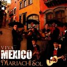 Viva Mexico by Mariachi Sol de Mexico (CD, Nov-2012, Arc Music)