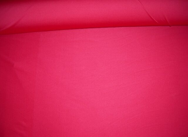 Pink lycra fabric hot rose nylon spandex 4w heavy sport material By the yard
