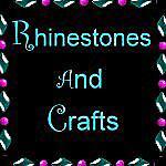 RHINESTONES AND CRAFTS