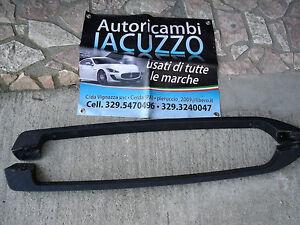BARRE LONGITUDINALI PORTAPACCHI NERO COMPLETO FIAT PANDA 2004 2011
