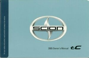 2009 Scion XD Owners Manual User Guide Reference Operator Book Fuses Fluids