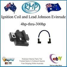 Johnson Evinrude 40-45-48-50-55-60-65 Coil Ignition w Wire 584561 581997 581998