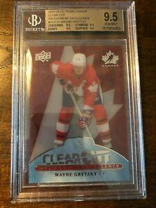 2017-18-Team-Canada-Clear-Cut-Program-of-Excellence-POE30-Wayne-Gretzky-BGS-9-5