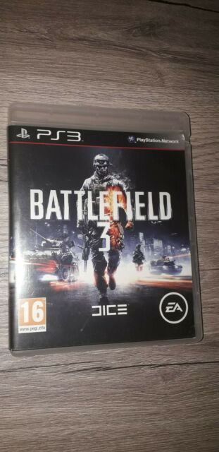 ps3 game : Battlefield 3 playstation 3 with online code
