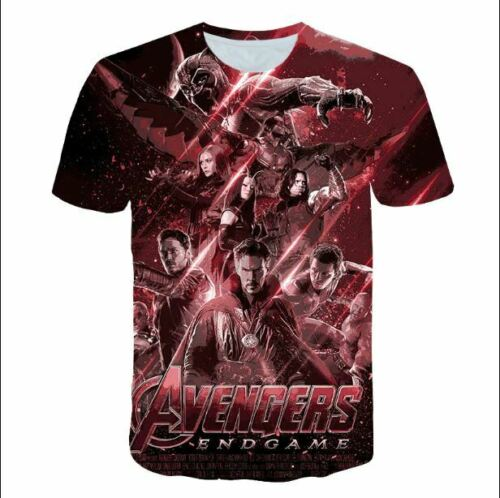 T-shirts Avengers End Game,