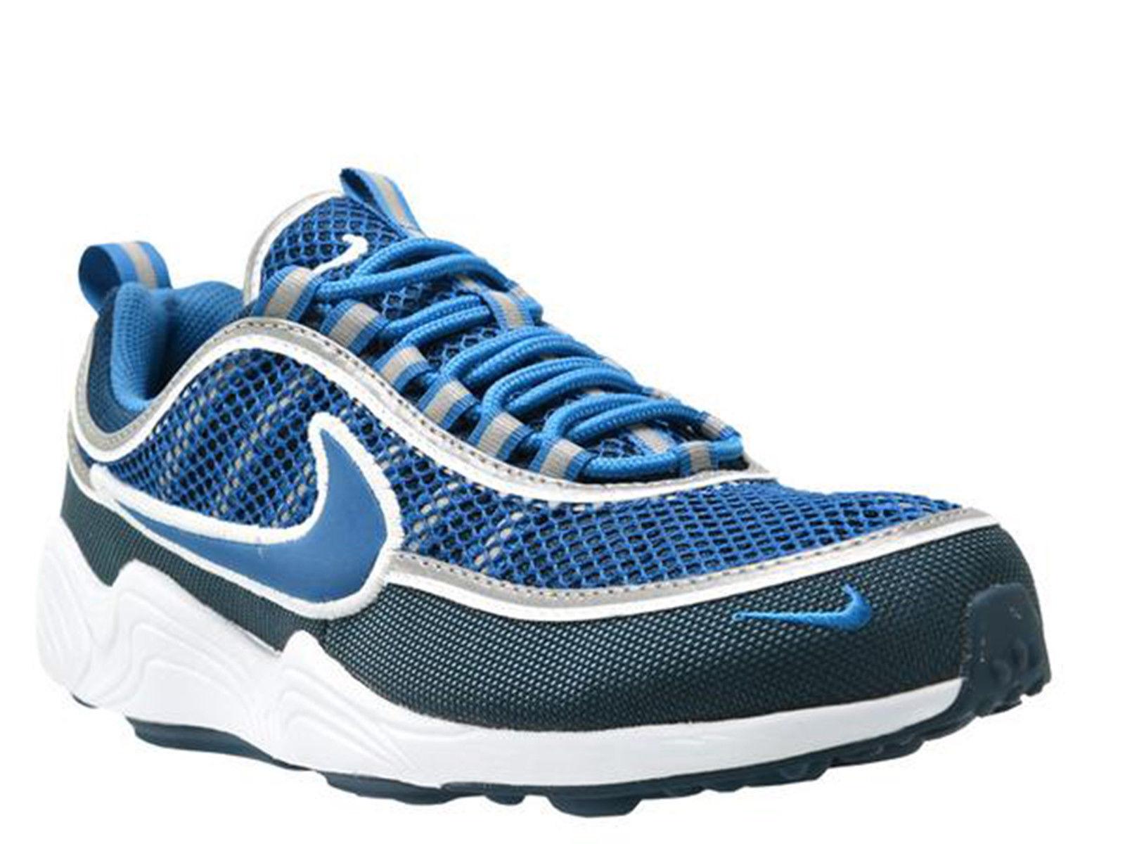 NIB Hombre Nike Air Zoom Spiridon' 926955 400 Azul marino 160 / azul Zapatillas Zapatillas 160 marino 43c062