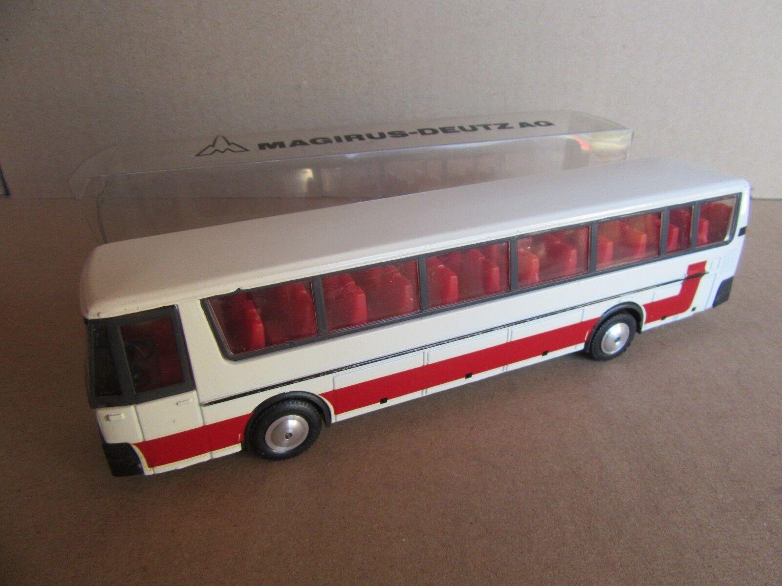 350h nzg 168 bus magirus deutz m2000 1 60 boîte zugeständnis