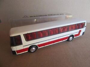 350h Nzg 168 Bus Magirus Deutz M2000 Bateau de concession 1/60