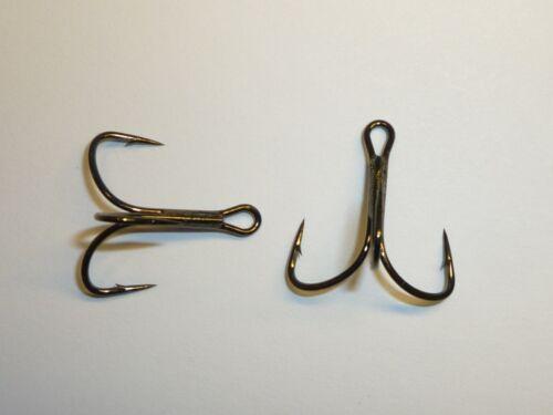 Mustad Treble Hook KVD Triple Grip Elite TG58NP-BN Pick