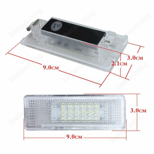 VW Sharan Tiguan Touran Touareg Transporter T5 LED Boot Luggage Trunk Light Lamp