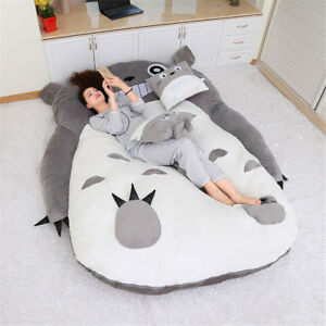 Image Is Loading 2019 Anime Totoro Sleeping Bag Sofa Bed Soft
