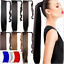 Rajout-Queue-de-Cheval-Postiche-Extension-de-Cheveux-Lisse-Wrap-Around-Ponytail miniature 1
