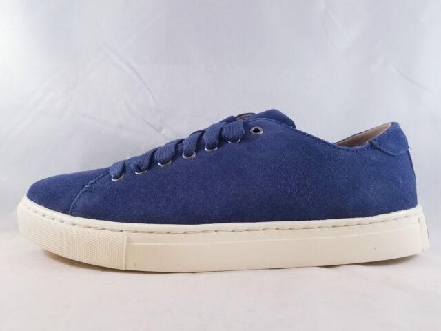 Size Men's Ralph 5 Suede Lauren Polo Jermain Shoe 7 Casual Navy BdrCeoWx