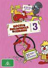 Rocky & Bullwinkle & Friends : Season 3 (DVD, 2006, 4-Disc Set)