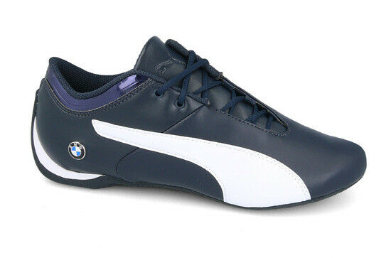 305987-01 new Men's  puma BMW MS FUTURE CAT  shoes  TEAM blueE WHITE