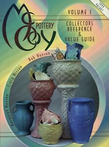 Details about McCoy Art Pottery - Patterns Forms Dates Etc  / Illustrated  Book + Values