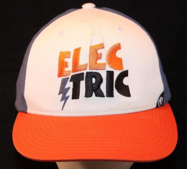 a8ac87d6818 MEN S Electric Clothing Co Snowboard Boardshop Baseball Hat Cap Surf Skate  Ski